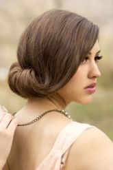Indian wedding hairstyles for short hair 05