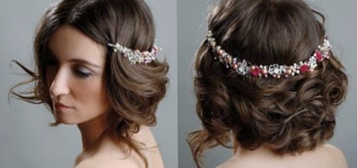 22 Gorgeous Indian Wedding Hairstyles For Short Hair Indian Makeup