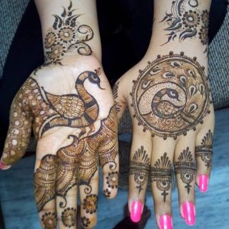 Mehendi Designs for Your Hands 1