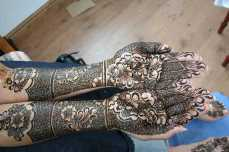 Mehendi Designs for Your Hands 12