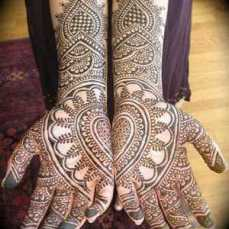 Mehendi Designs for Your Hands 14
