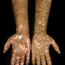 Mehendi Designs for Your Hands 21