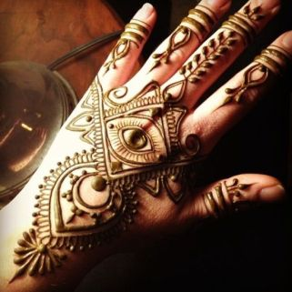 Mehendi Designs for Your Hands 3