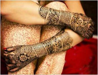 Mehendi Designs for Your Hands 5