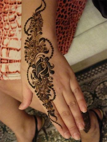 mehndi designs for hands 44