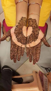 mehndi designs for hands 48