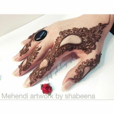mehndi designs for hands 54