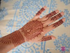 mehndi designs for hands 56