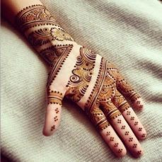 mehndi designs for hands 57