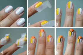 nail art designs step by step 20
