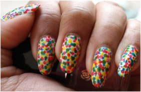 nail art designs step by step 21