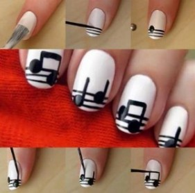nail art designs step by step 22