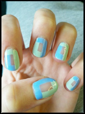 nail art designs step by step 28