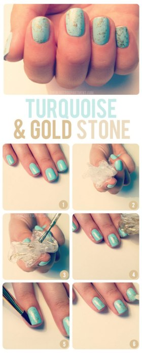 nail art designs step by step 32