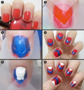 nail art designs step by step 37
