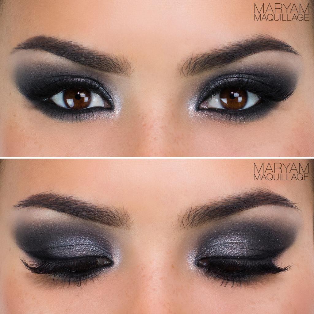 Smokey Cat Eye Makeup Tips