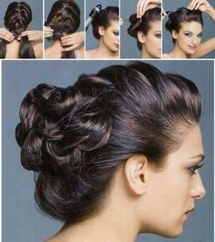 Outstanding 5 Interesting Bun Hairstyles For Karwachauth Simplified Step By Short Hairstyles For Black Women Fulllsitofus