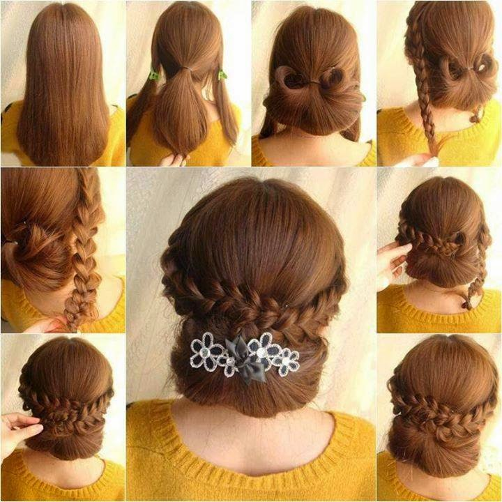 Simple Juda Hairstyle For Wedding: 5 Interesting Bun Hairstyles For Karwachauth Simplified
