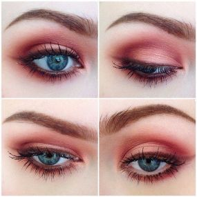 how to do eye makeup 10