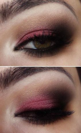 how to do eye makeup 11