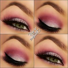 Karwachauth eye makeup 05