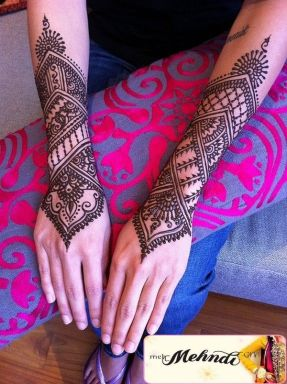 Mehndi design for hands 02
