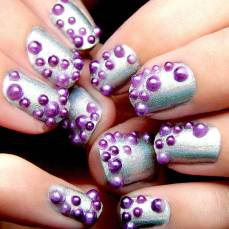 Nail Art Designs For Short Nails 29