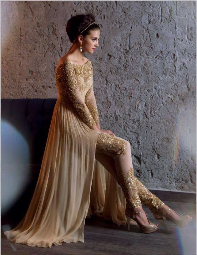 30 Indo Western Fusion Outfit Ideas For The Occasion Of