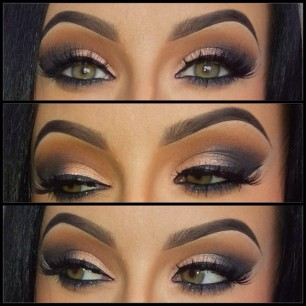 Different eye makeup looks 04