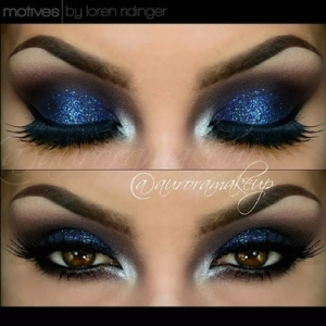evening eye makeup 01