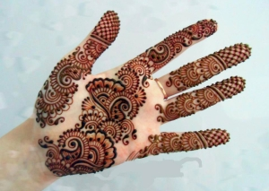 Mehndi designs for Diwali 03