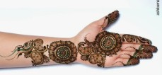 Mehndi designs for Diwali 06