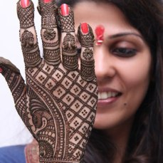 Mehndi designs for Diwali 08