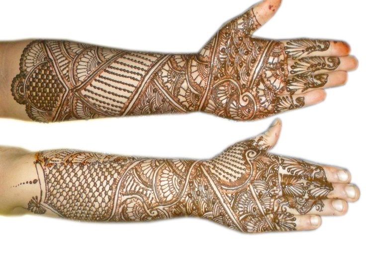 Mehndi designs for Diwali 10