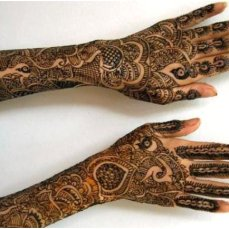 Mehndi designs for Diwali 11