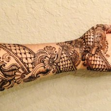 Mehndi designs for Diwali 13