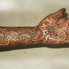 Mehndi designs for Diwali 14