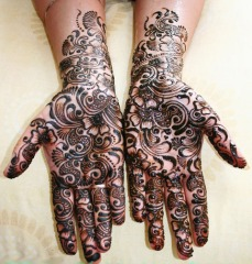 Mehndi designs for Diwali 15
