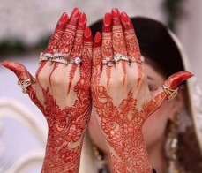 Mehndi designs for Diwali 18