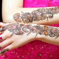 Mehndi designs for Diwali 19