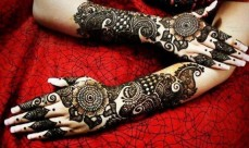 Mehndi designs for Diwali 20