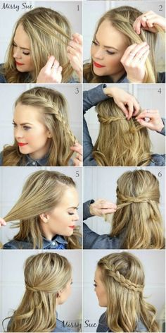 Medium length hairstyles for women 16
