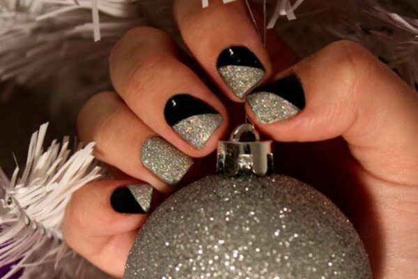 18 Glamorous Nail Art Designs For New Years Eve Indian Makeup And