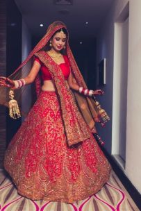 Beautiful Indian bride 04