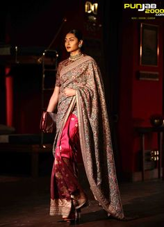 designer wedding sarees 07