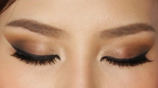 How to do smokey eyes 03