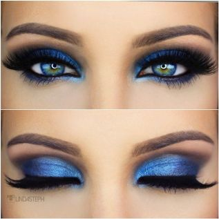 How to do smokey eyes 04