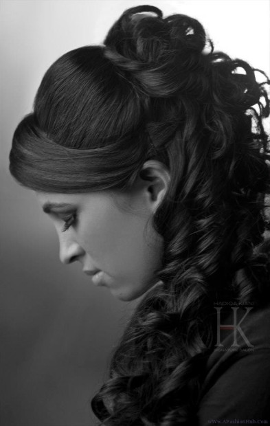 Indian bridal hairstyles 113