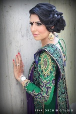 Indian bridal hairstyles 118
