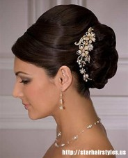 Indian bridal hairstyles 119